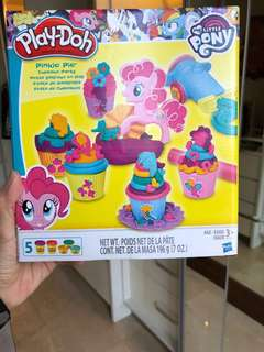 Play Doh My Little Pony: Pinkie Pie Cupcake Party