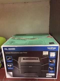 HL-2240D Brother printer