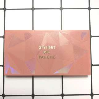 Aritaum styling eye palette no.3 Coral Brown