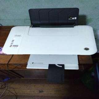 HP Deskjet 2545 3-in-1 Printer (print, scan, copy)