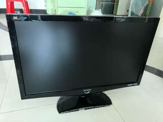 27 Inch LCD Full HD view sonic monitor. Good condition