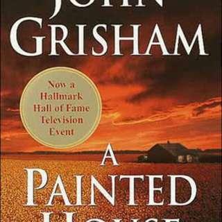 Gratis Novel A paited house Rumah Bercat Putih John Grishman