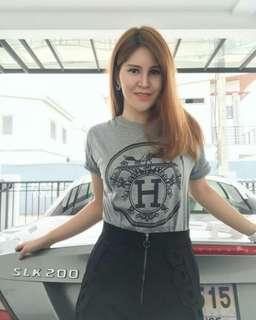 Tshirt Hermes import HK