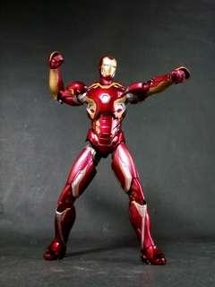 SHF Iron Man Mark 45 Bandai Original Marvel Avengers Age of Ultron