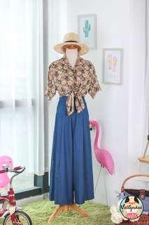 🍿 Vintage Blouse VB1626