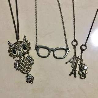 Pre-loved Necklace Kalung Besi