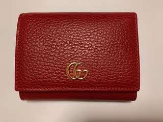 Gucci Wallet 三摺短款銀包