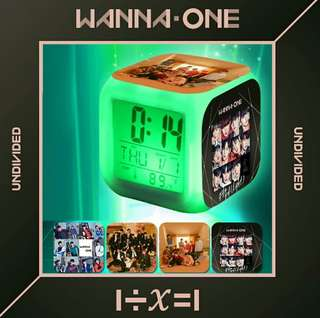 [PREORDER] Wanna One Clock