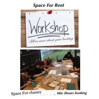 Space for rent @ Central Region