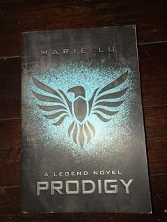 Prodigy by Marie Lu