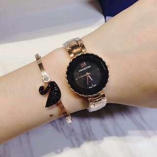 Swarovski Watch with bracelets