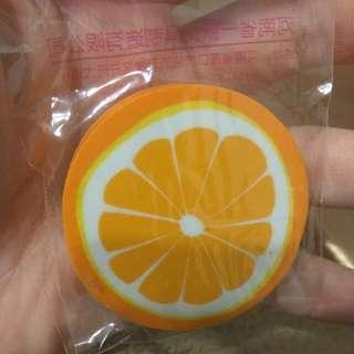 橙擦膠 包郵