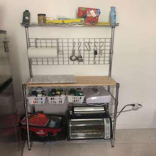 Pantry shelving or workbench