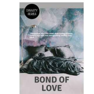 Ebook Bond Of Love - Dian Novitasari