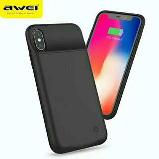 iPhone X power bank case 萍果充電壳 充電寶