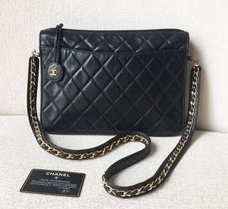 AUTHENTIC CHANEL Sling / Crossbody Bag