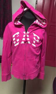 Gap Kids Jacket w Hood(Cotton) Size 6-7 (S)