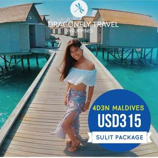 4D3N Maldives Budget Holidays