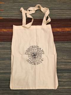 Descendant Tote Bag