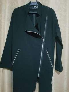 Black Winter Coat H&M