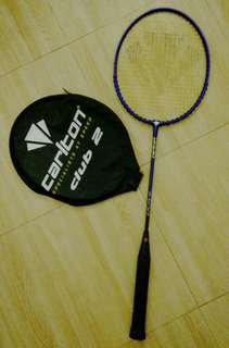 Carlton Badminton Racket with FREE Cork