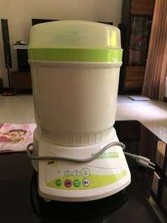 🚚 麗嬰房 負離子消毒烘乾器 NAC TM708F