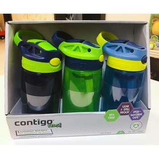 BN Contigo Kids Water Bottle 3-Pack