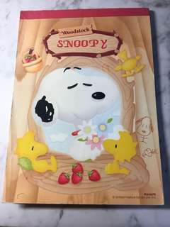 Snoopy 信紙