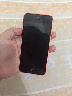 Iphone 5c . 3 weeks use good as new 💓