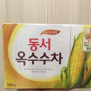 韓國玉米茶 #畢業一百元出清