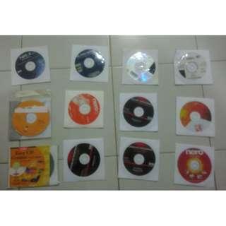 CPU CD's