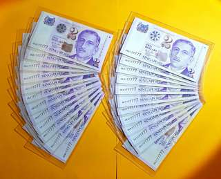 💥777777💥Portrait Paper Solid number two dollar