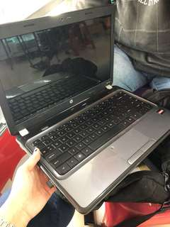 Jual Laptop GAME DAN EDIT VIDEO HP G4 AMD MURAH