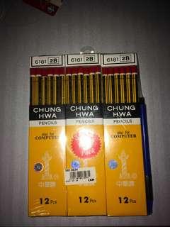 2B pencil ChungHwa