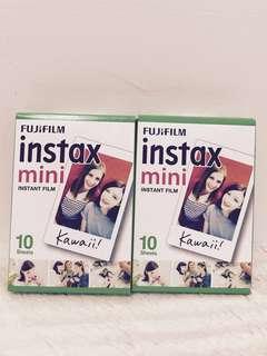🚚 Fujifilm instax Mini 富士拍立得底片(10 pieces