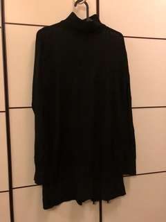 H&M Closed Neck Long Top