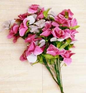 Synthetic 3-in-1 Flower Bouquet