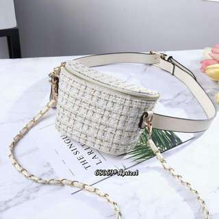 Tas Chanel Waist Bag Kode : Cha-68069 / Semprem.