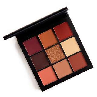 Huda Beauty Warm Brown Obsession Eyeshadow
