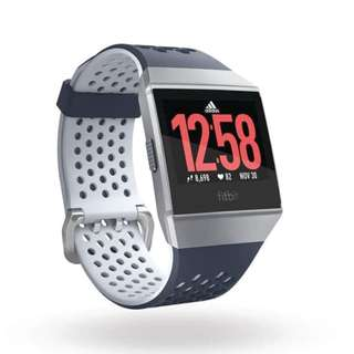 Fitbit Ionic Adidas Edition Fitness Smart Watch Nego Promo murah