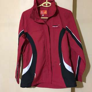 Red Sporty / Thermal Jacket