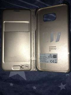 Samsung s7 flip cover