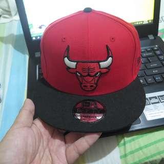 New Era 9Fifty Snapback (Chicago Bulls)