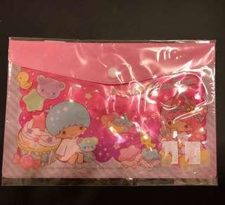Little Twin Star 文具袋/通告袋