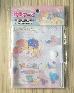 sanrio my melody hello kitty little twin stars passport case