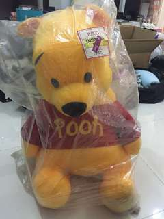 [BRAND NEW] BIG Size Winnie The Pooh letting go!
