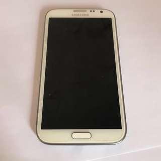 歡迎議價 (Broken) 壞機 Samsung Note 2 Note2 Galaxy Note II N7100 GT-N7100 note 2