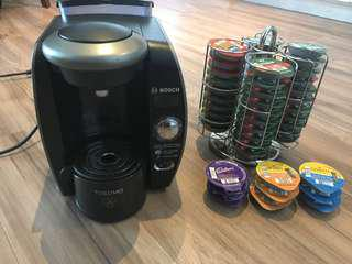 Tassimo with carousel and t-discs