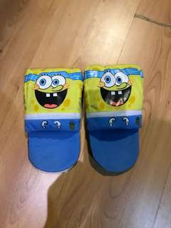 Spongebob slipper