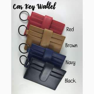 Car Key Wallet